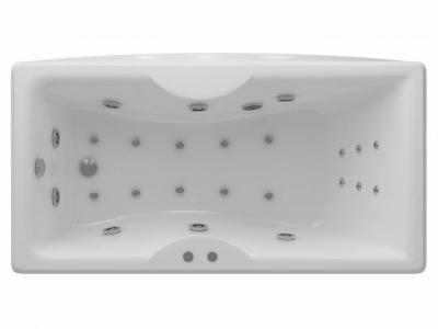 Ванна акриловая Акватек Феникс 190 см