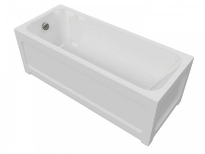 Ванна акриловая Акватек Мия 170 см