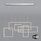 Светодиодная люстра с управлением по Wi-Fi
