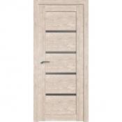 Дверь Профиль дорс 2.09XN Каштан светлый - со стеклом