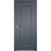 Дверь Профиль дорс 2.34U Антрацит - глухая