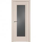 Дверь Профиль дорс 2.35U Санд - со стеклом