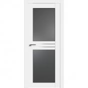 Дверь Профиль дорс 2.56U Аляска - со стеклом