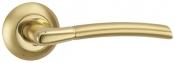 Ручка раздельная Punto (Пунто) ARDEA TL SG/GP-4 матовое золото/золото