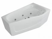 Ванна акриловая Акватек Медея 170 см